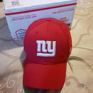 Authentic NFL Reebok NY Giants cap